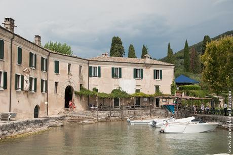 paisaje Lago di Garda Punta VIgilio