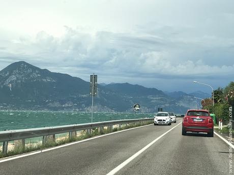 Lago di Garda en coche Italia blog viajes