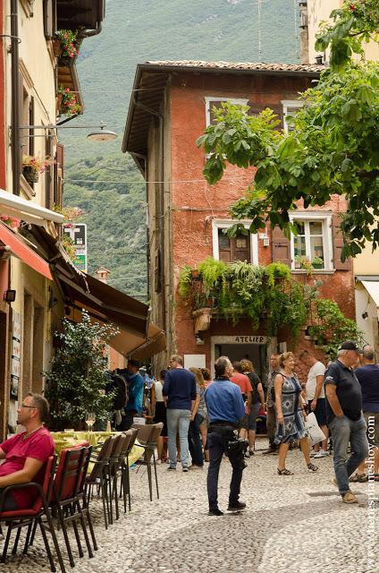 Malcesine viaje Lago di Garda Italia