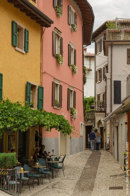 Malcesine lago di Garda viaje Italia