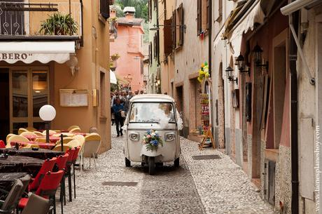 Pueblos bonitos Italia Malcesine Lago di Garda