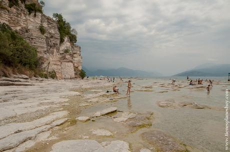Lago di Garda Sirmione Italia viaje