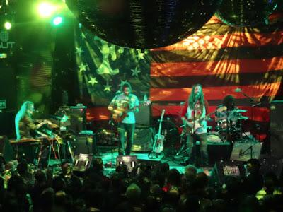 Chris Robinson Brotherhood - 05/03/2018 - Sala But (Madrid)