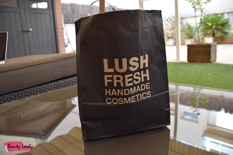 Probando productos corporales – Lush [HAUL/REVIEW]