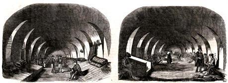 Cuando en 1866 caia una partida de forajidos en Ventas con Peña Aguilera