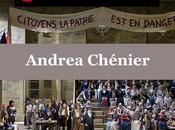 Andrea Cheniér. Gran Teatre Liceu