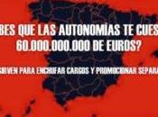 Crece clamor España nueva, actuales políticos autonomías