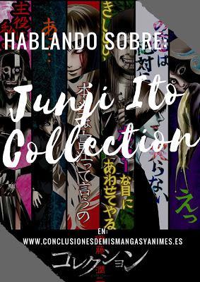 Hablando sobre: Junji Ito Collection