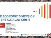 dimensiones económicas crisis catalana. debate LSE.
