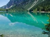 días norte Italia. Lago Tovel Dolomitas