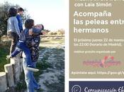 Webinar gratuito Laia Simón: Acompaña peleas entre hermanos