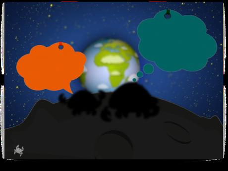Conversaciones en el lado oculto de la luna XVI