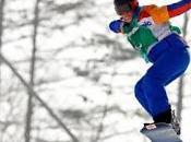 Astrid Fina, medalla bronce snowboard cross
