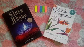 Vacaciones de verano: los libros que traje conmigo