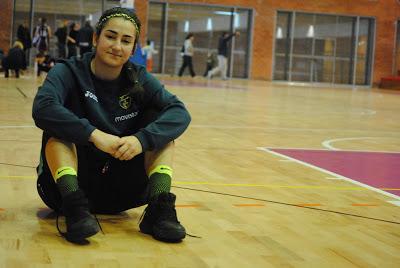 """Alejandra Quirante: """"Creo que tenemos un poco de miedo escénico a una primera victoria que no llega"""""""
