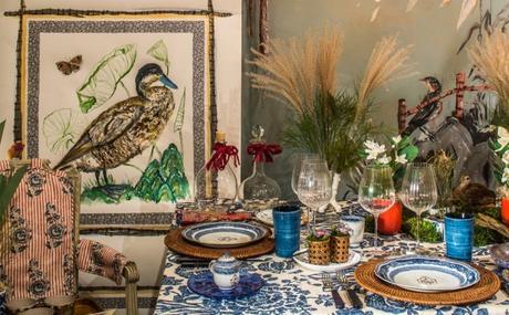 El arte en la mesa