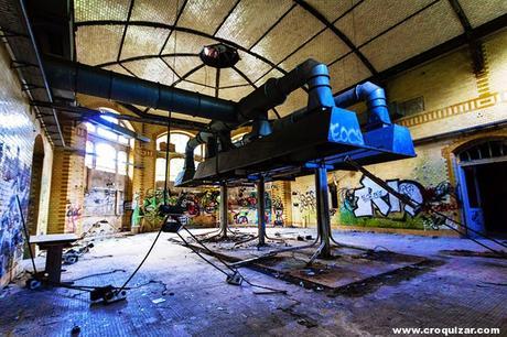 Arquitecturas Olvidadas – Hospital Militar de Beelitz-Heilstätten