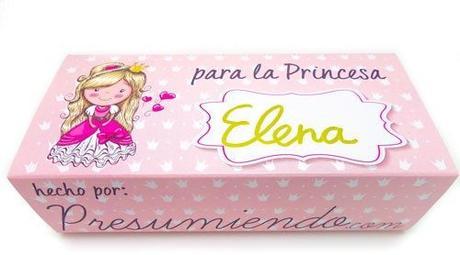 regalos personalizados para un bebé