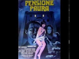 VIOLACIÓN DE LA SEÑORITA JULIA, LA (Pensione paura) (España, Italia; 1977) Intriga
