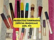 Productos Terminados (Especial Maquillaje) Vol.47