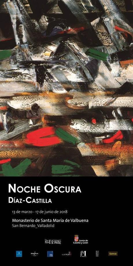 'Noche oscura', exposición de Díaz-Castilla
