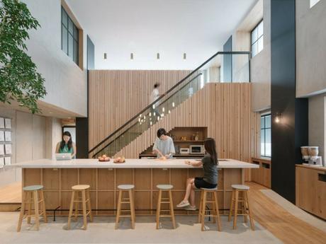 Airbnb Tokio office