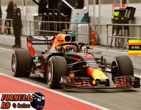 Red Bull se perfila como favorito junto a Mercedes | Por delante de Ferrari