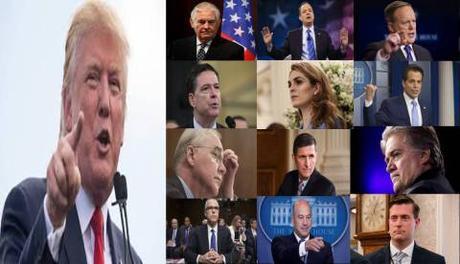 El último, que apague la luz: el récord de salidas del gobierno de Trump sigue creciendo