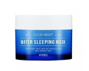 A'Pieu Good Night Water Sleeping Mask (review/opinión)