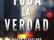 Karen Cleveland hará sentir como agente nueva novela