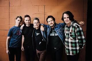 Pearl Jam - Can't Deny Me (2018)
