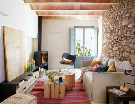 Casas estrechas y alargadas cheap casas pequeas y su for Casas alargadas