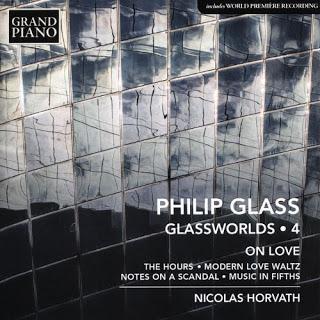 Nicolas Horvath - Glassworlds · 4 (On Love) (2016)