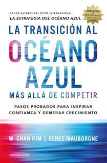 La transición al océano azul; Más allá de competir