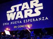 Star Wars nueva esperanza concierto