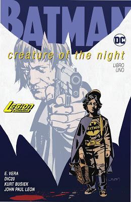 Batman - Criatura de la Noche