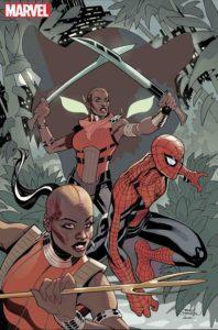 Wakanda Forever: The Amazing Spider-Man Nº 1