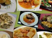Recetas variadas pescado, parte