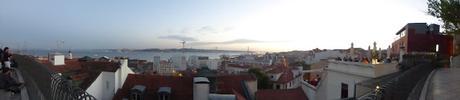 Miradores de Lisboa