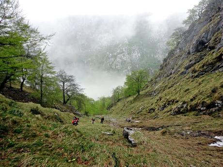 Porro de la Cueva Armada por Canal de Chizidi  (PARTE II)
