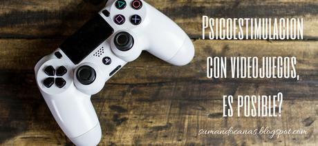 Psicoestimulación con videojuegos: ¿es posible?