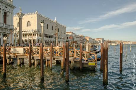 Venecia Italia Palacio Ducal viaje