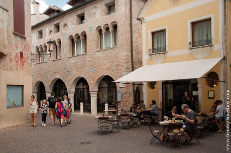 Visitar Treviso Italia viaje