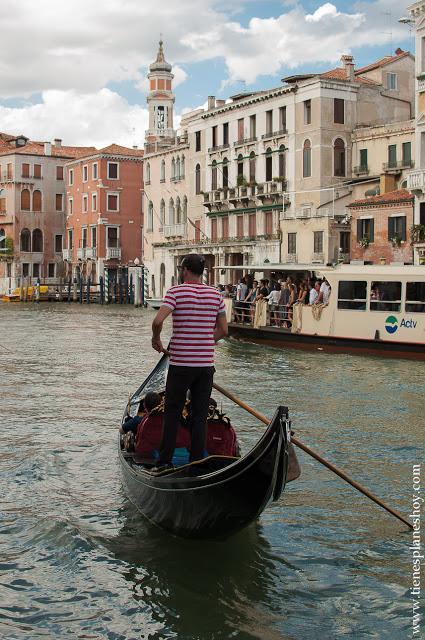 15 días por el norte de Italia. Día 9: Treviso - Venecia