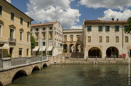 Treviso Italia canales turismo