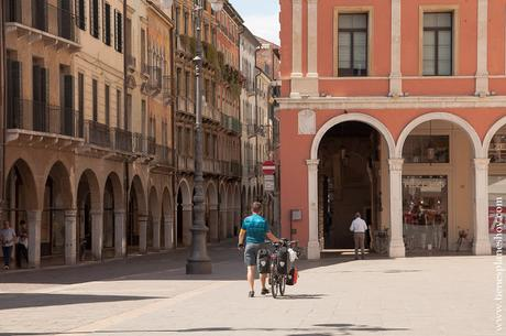 Viaje Treviso Italia verano ciudades monumentales