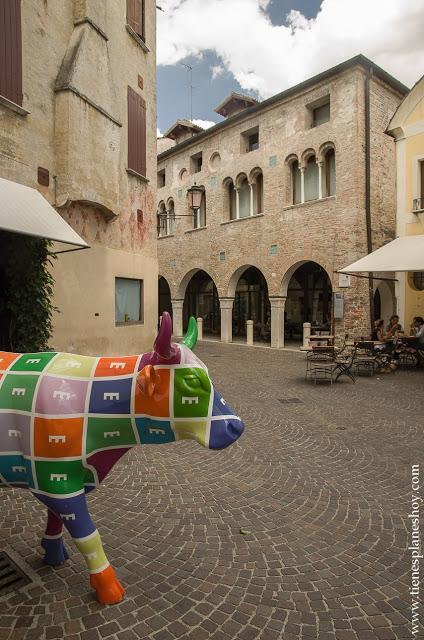 Treviso viaje Italia turismo