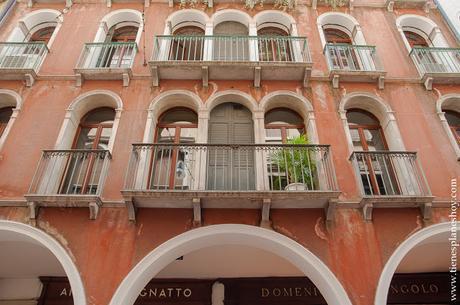 Viaje Italia visita Treviso