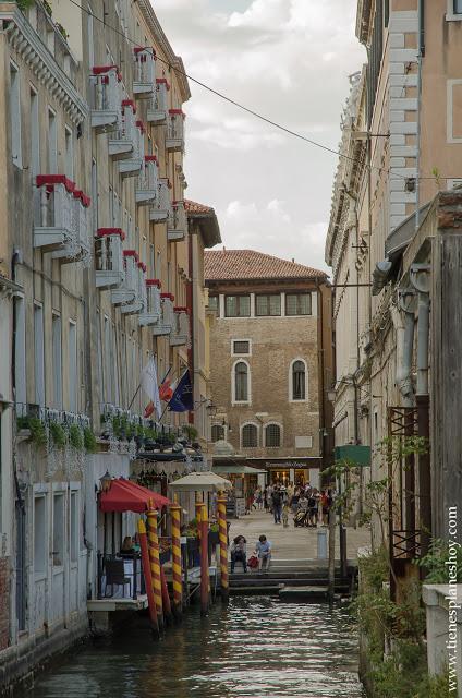Venecia Italia viaje