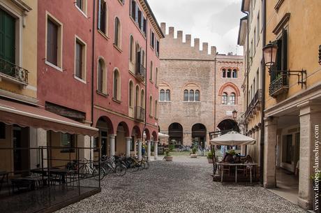 Treviso Italia viaje organizar roadtrip norte Italia